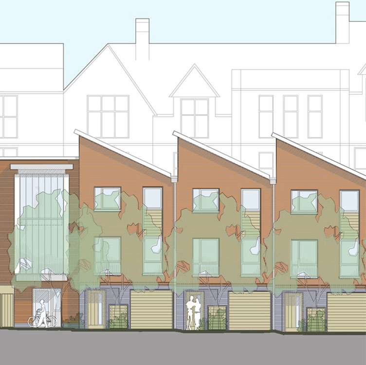 Housing in Oxford - MEPK Architects